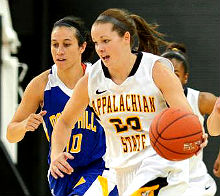 Katie Mallow: Sophomore, Appalachian State (DI, Southern Conference). Brookwood HS Graduate